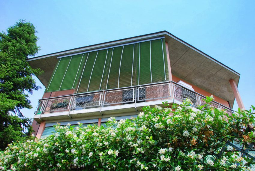 terrazzo bergamo vendita villa bifamigliare quadrilocale polaresco