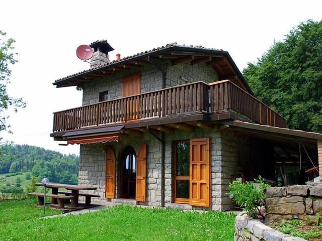 villa singola zogno miragolo montagna san marco terrazzo panorama