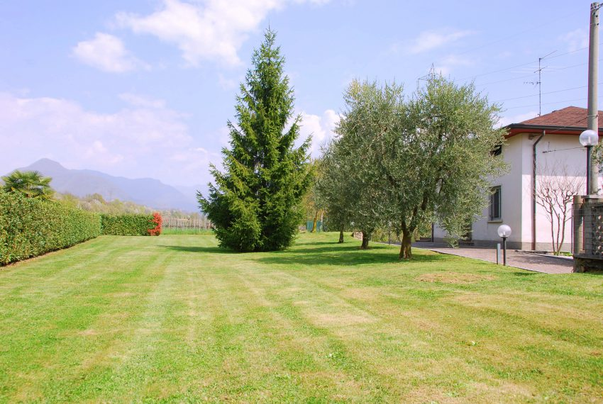 terreno casa singola brembate sopra vendita giardino verde collina