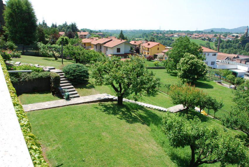 terreno villa d'almè vendita edificabile panorama