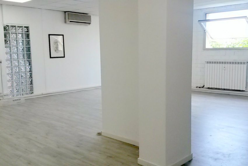 open space ufficio affitto curno briantea parcheggio ascensore