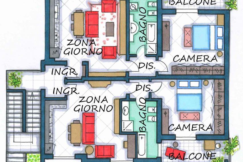 villa singola con tre appartamenti curno centro tre box villa bifamigliare per due unità villa con tre appartamenti in centro curno mozzo treviolo villa indipendente con ingresso indipendente giardino ampio magazzino deposito curno centro