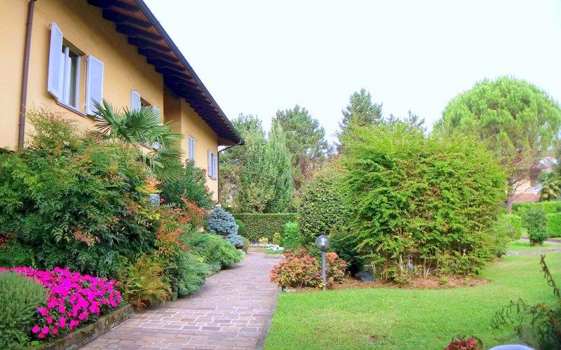 Mozzo Borghetto – villa in contesto di pregio