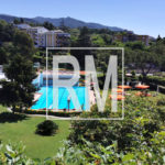 Rapallo bilocale secondo piano box piscina campo da tennis campo da bocce residence portineria navetta